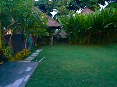 Balinese garden Balinese Garden, Island Villa, Sidewalk, Tropical, Outdoor Decor, Pride, Walkway, Gay Pride, Walkways