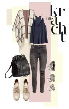 Casual Monday by boglarka-pinkeova on Polyvore featuring H&M