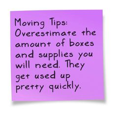 #moving #tips...getting this shit done #movingup