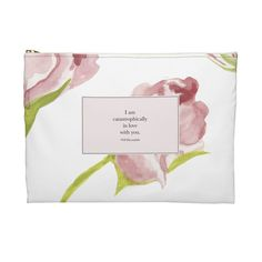 I am catastrophically in love with you. Will Herondale Quote Accessory Pouch Will Herondale Quotes, Infernal Devices Quotes, Cassandra Clare Books, Post Quotes, Fanart, Shadow Hunters, The Mortal Instruments, Romantic Quotes, Original Artwork