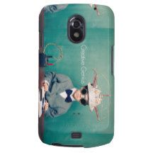 Creative Genius Galaxy Nexus Case