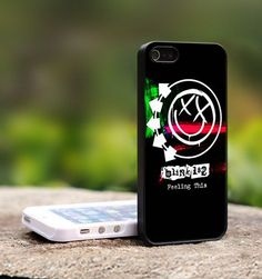 #TheCustomArtArtfire on Artfire                     #iPhone Case              #BLINK #Rock #Band #Logo #iPhone #4,4S #Black #Case #Cover                    BLINK 182 Rock Band Logo - For iPhone 4,4S Black Case Cover                                             http://www.seapai.com/product.aspx?PID=912979