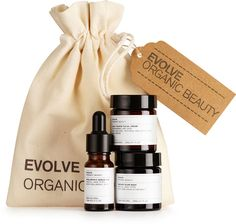 Evolve Organic Beauty Skincare Bestsellers - 1 Set