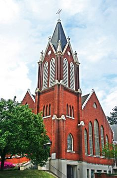 The official chapel of Mercer University.