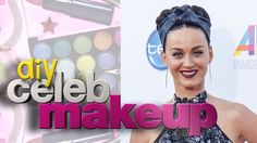 "Have you ever wanted to make your eyes pop and your skill look luminous? Katy Perry is your gal. We'll show you how to get the look on ""DIY Celeb Makeup."""