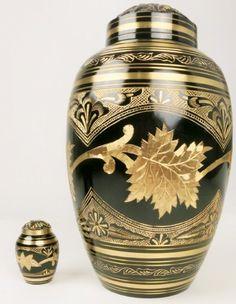 Decorative Cremation Urns Inspiration Amazon Funeral Urnliliane  Cremation Urn For Human Ashes Design Decoration