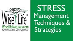 Stress Management Techniques: Strategies On How to Relieve Stress Effect...