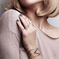 Victory Midi Ring | Shop Bling Jewelry