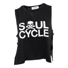 SOULCYCLE Side Tab Tank - SoulCycle Shop