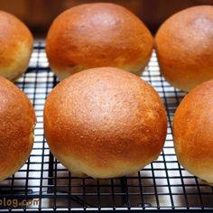 40-Minute Homemade Hamburger Buns Recipe - ZipList