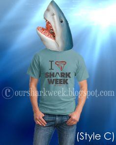 Our Shark Week - Order by July 30
