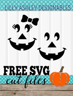 Make it Create.Free Cut Files and Printables: SVG Freebies Cricut Craft Room, Cricut Vinyl, Svg Files For Cricut, Cricut Tutorials, Cricut Ideas, Jack O Lantern Faces, Pumpkin Faces, Ghost Pumpkin, Silhouette Cameo Projects