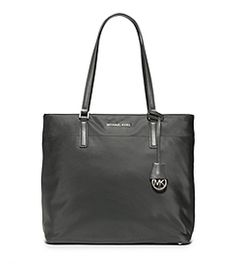 Morgan Large Nylon Tote by Michael Kors