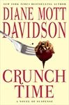The Goldy Schulz murder mystery series are great! Love that Diane Mott Davidson incorporates her recipes into the plots!