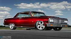 Would You Save This Pro Touring 64 Chevelle From Life In A Garage?
