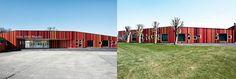 Jean Moulin School - Archkids. Arquitectura para niños. Architettura per i bambini. Architettura per i bambini.
