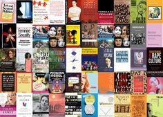 50 Books to Celebrate International Women's Day