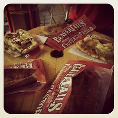 What's better than one BeaverTails pastry? FIVE BeaverTails pastries!!!  via @EmmaYoung14