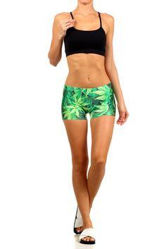 Mary Jane Itty Bitty Shorts | POPRAGEOUS