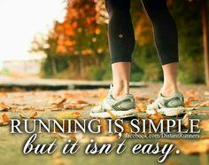 Is hardlopen wel zo eenvoudig?