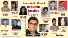 #Result #IPC May 2014 | We are Proud Of You All | with #CA Ranjeet Kunwar (#TAX #GURU)