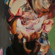 "Adrian Ghenie (Romanian: 1977) - ""Degenerate Art 3"""