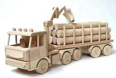 truck with trailer Bio en bois jouet voiture jouet en bois pour les bébés les Wooden toy car FORD children toy eco friendly Wooden Toy Trucks, Wooden Baby Toys, Wooden Car, Wooden Dolls, Wood Toys, Baby Sensory Toys, Making Wooden Toys, Wooden Dollhouse, Kids Toys