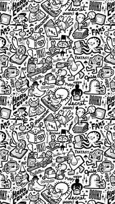 Book World iPhone 5S / SE wallpaper