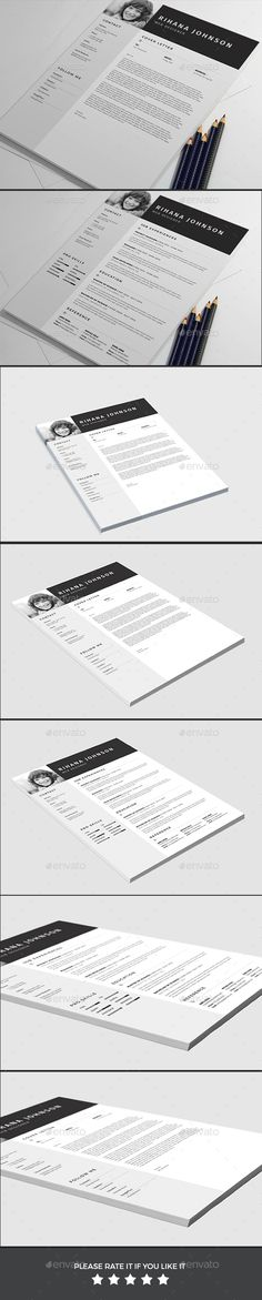 Clean Resume\/CV, #Cover letter, #ResumeDownload here http - http resume download