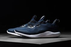 adidas Alphabounce 1 Releases in Navy/White - EU Kicks: Sneaker Magazine