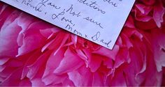 The Lost Art of Letter Writing...I am glad I still write letters. It is not lost to me!