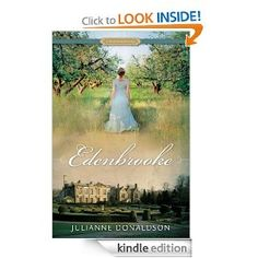 """""""Edenbrooke: A Proper Romance""""    This is a Jane Austen type book.  I LOVED it...it made me laugh, cry, and fall in love!  EVERYONE MUST READ :)"""