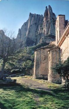 Santa Cecilia en Montserrat,  Catalonia