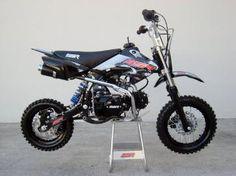 SSR 110dx Pro Dirt Bike - Pit Bike. FREE SHIPPING! FREE MX Gloves $39-Value!