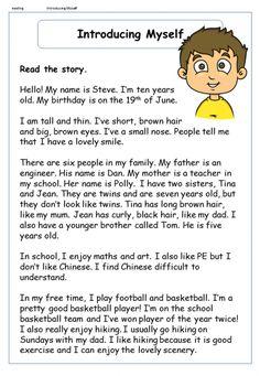 Comprehension – Page 2 – English Treasure Trove English Grammar For Kids, English Stories For Kids, English Worksheets For Kids, English Lessons For Kids, English Reading, English Writing Skills, English Language Learning, Teaching English, English Vocabulary Words