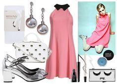 10 DIY Fashion Icon Costumes- Twiggy | StyleOnHigh