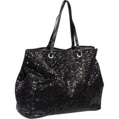Nine West Handbags Flashlite Editor Tote (Black) --JUST BOUGHT THIS CHEAPER AT MACY'S!
