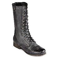 jcpenney   Betseyville® Gage Lace-Up Boots