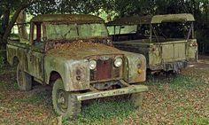 vintage land rover  | Old Land Rover | Flickr - Photo Sharing!