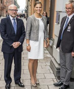 2 Cool Crown Princess Victoria outfits in two days | Royalista