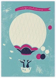 Congrats from Above (Jill Labieniec) - Paperless Post