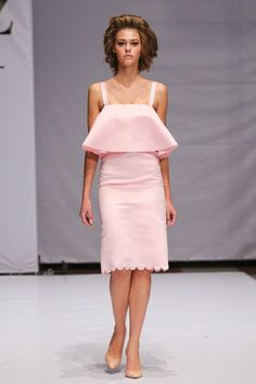 Having a retro wedding? What about this pastel Paskal number for the 'maids?