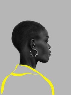 Portrait Photos, Foto Portrait, Portrait Art, Portrait Photography, Design Graphique, Art Graphique, Photography Illustration, Photo Illustration, Graphic Design Posters