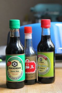 Que faire avec de la sauce soja - Idées recettes