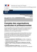 GAYRAUD DOMINIQUE COMPTES DES SYNDICATS