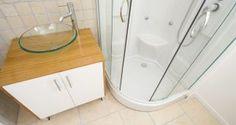Limpiar la mampara de la ducha