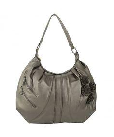 a236825661ac Zee Zee Top Ziggy Hobo Bag - Gunmetal - CJ11BBJYJDZ. Hobo StyleWomens Tote  BagsHobo BagsHobo HandbagsDust ...