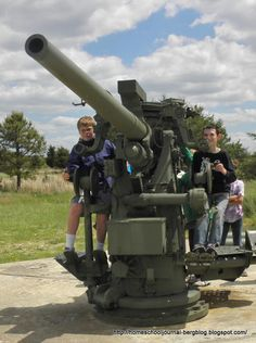 Field Trip: World War II Firepower Tour at Fort Miles; Lewes, Delaware