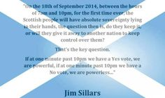 Scottish Independence Referendum 2014 ~ Scotland YES!!