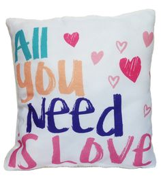 All you need... is LOVE